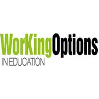 Working Options careers education logo