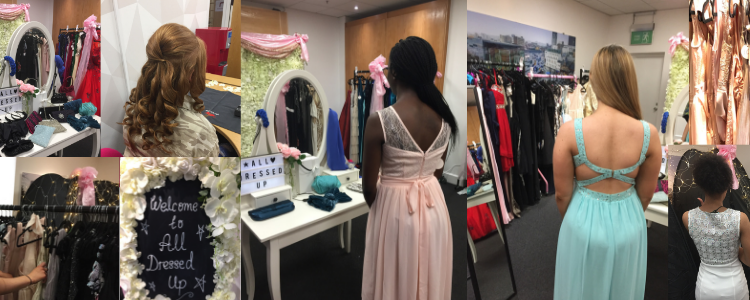 All Dressed Up project helps teenagers get to their prom